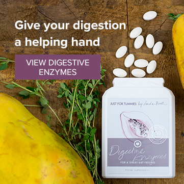 Give your digestion a helping hand