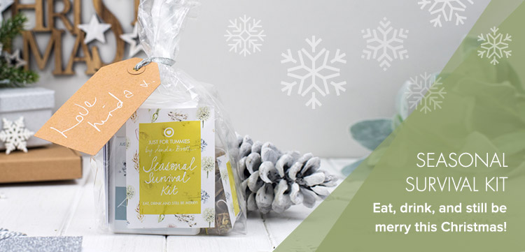 Seasonal Survival Kit - Eat, drink, and still be merry this Christmas!