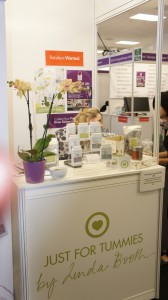 My bijou but beautiful stand. We received many compliments on how fabulous it looked – and I have to agree!