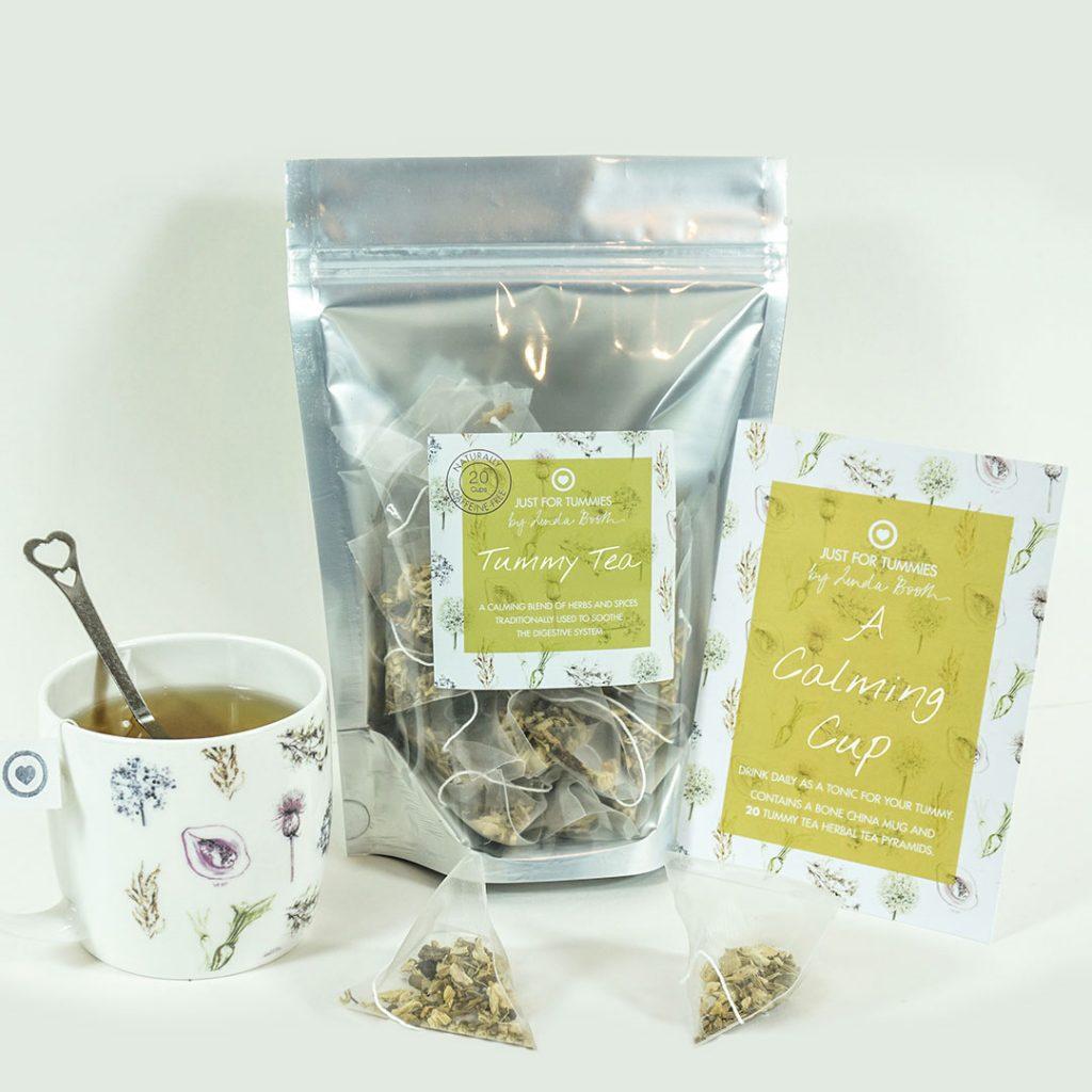 Tummy calming tea