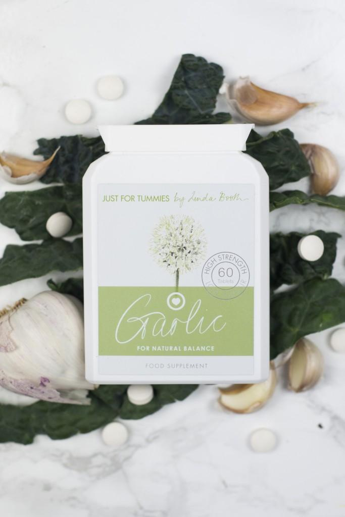 Garlic for val blog