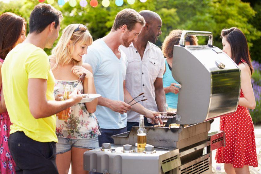 barbecue friends