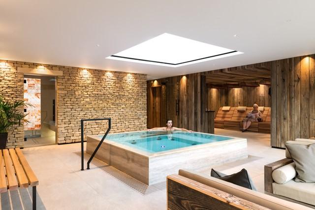 Homefield Grange retreat - spa
