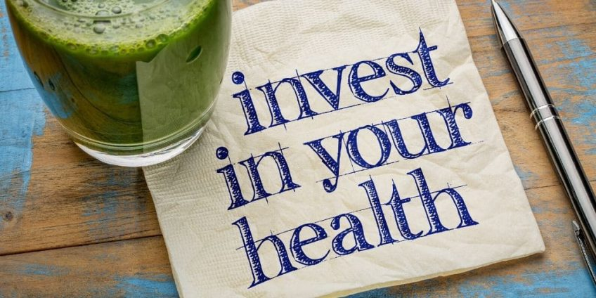 Taking time out to focus on my health and wellbeing blog image