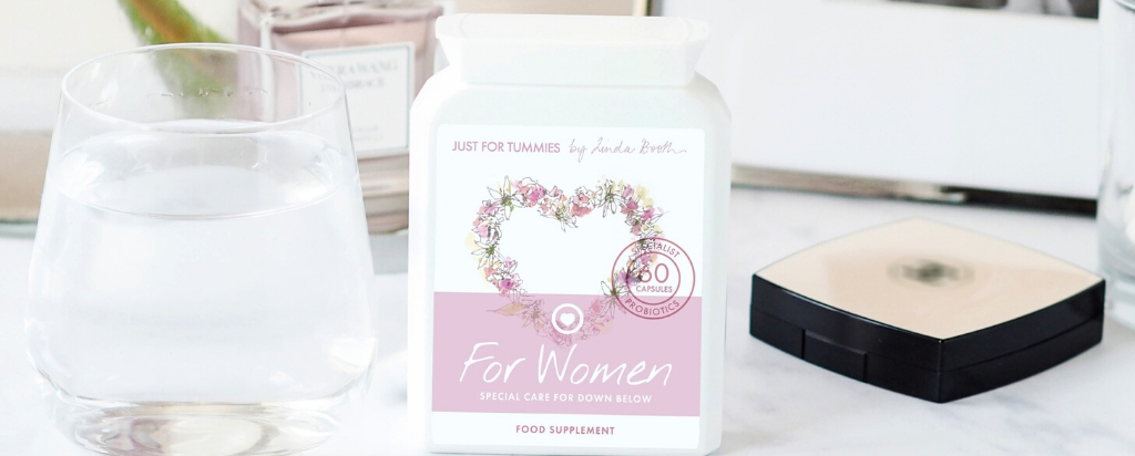For Women Just for Tummies Probiotics