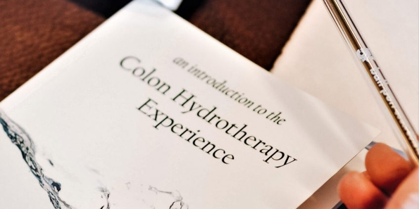 The truth about Colon Hydrotherapy blog image