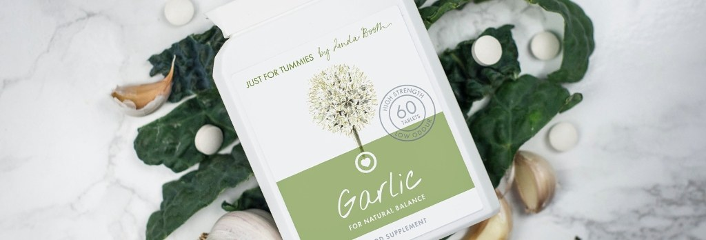 Just for tummies garlic tablets