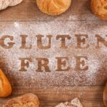 Gluten free bread for coeliacs