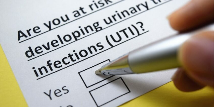 UTI prevention for the over 45's