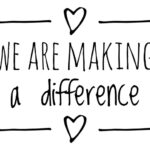We are making a difference