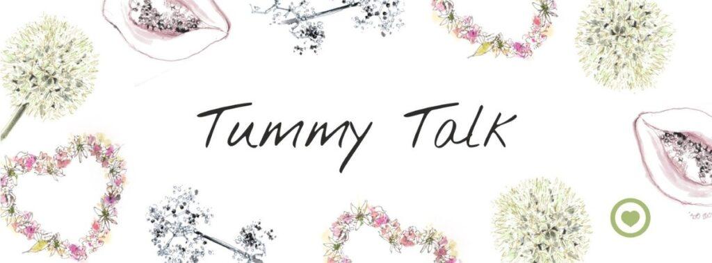 Tummy talk Facebook group banner